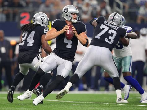 oakland raiders predicting  teams final  man roster