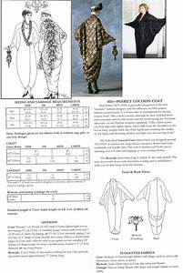 Poiret Cocoon Coat Pattern  This Might Be A Good Base