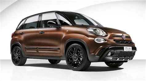 Who Makes The Fiat 500 by Fiat 500l S Design Tries To Make The Mpv Fashionable
