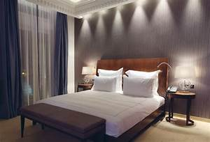 105 idees de deco murale et amenagement chambre a coucher With spot chambre a coucher