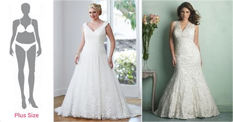 Best Wedding Dresses For Your Figure