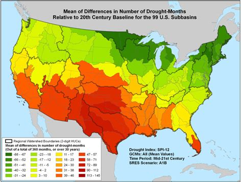 Study: U.S. drought risk to increase with climate change ...