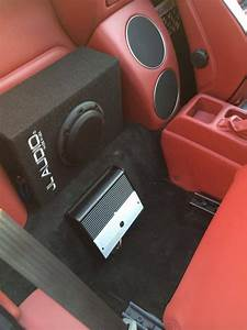 Ferrari F430 Jl Audio Amp And 6 U0026quot  W3 Subwoofer Install