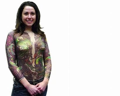 Tattoo Woman Tattoos Female Dragon Geisha Shirt