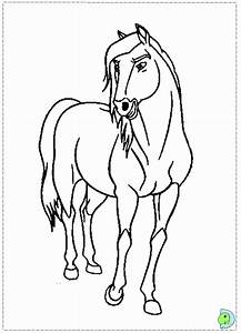 Awareness Spirit Stallion Of The Cimarron Coloring Pages