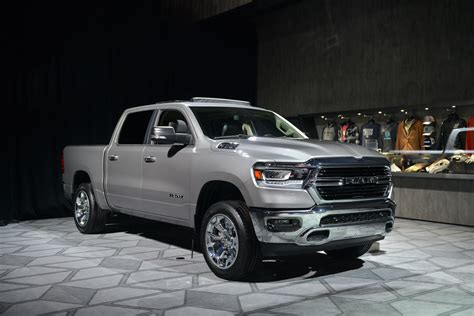 2019 Dodge Ram by 2019 Ram 1500 Has 48 Volt Mild Hybrid System For