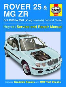 Rover 25  U0026 Mg Zr 1999