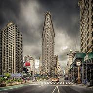 NYC Flat Iron Building New York