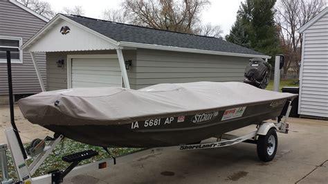 Custom Boat Covers Fenelon Falls by Canseal Canvas In Cedar Falls Iowa