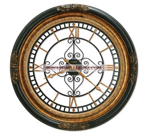 howard miller wall clocks images  pinterest