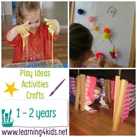 one year craft ideas play ideas activities and crafts play by age learning 6984