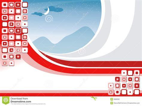 red flyer background stock illustration image  artistic