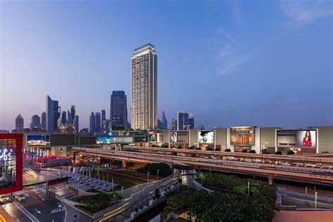dubai mall zabeel expansion protenders