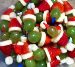 Cute Christmas Appetizer Party