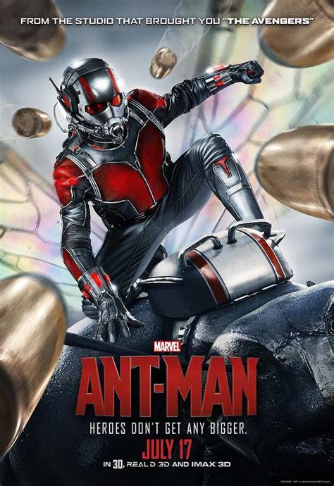 marvel fires   ant man poster ign