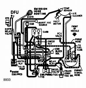 1984 Chevy S10 4x4 Vacuum Diagrams  Chevy  Auto Wiring Diagram
