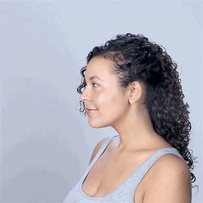 Curly Hair Buzzfeed Hairstyles Half Try Waterfall