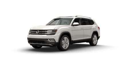 atlas volkswagen white 2018 volkswagen atlas exterior paint color options