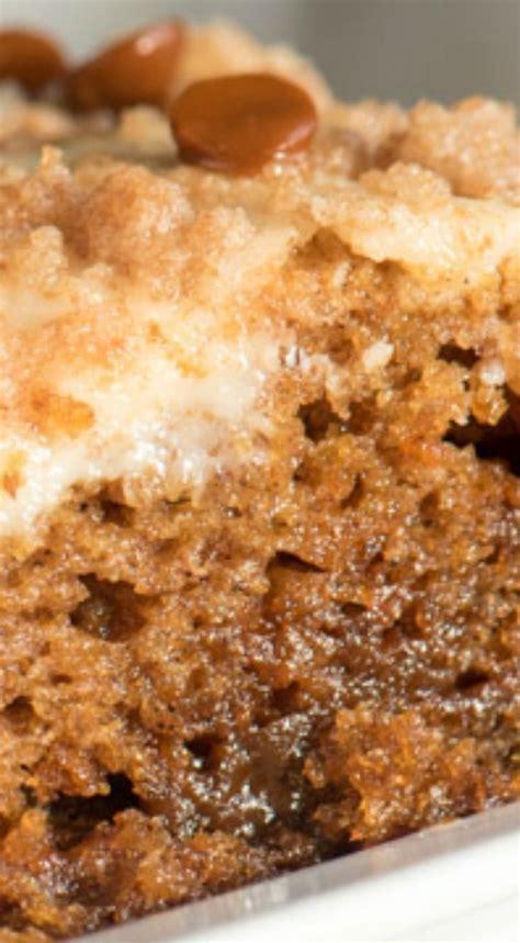 cinnamon pumpkin coffee cake recipe recipes  cook