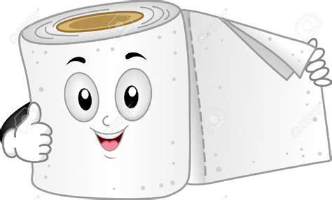 Toilet Clipart Tissue Paper