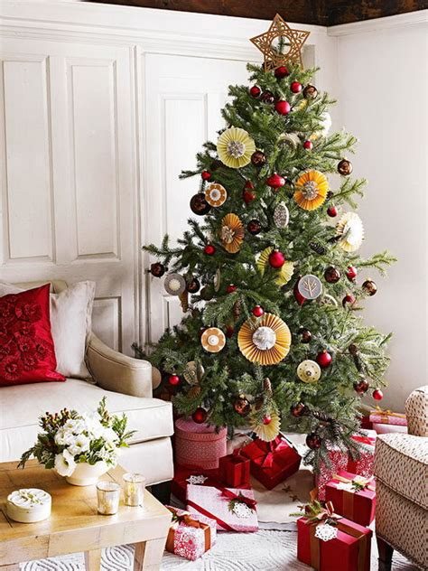 holiday decorating ideas  small spaces interior