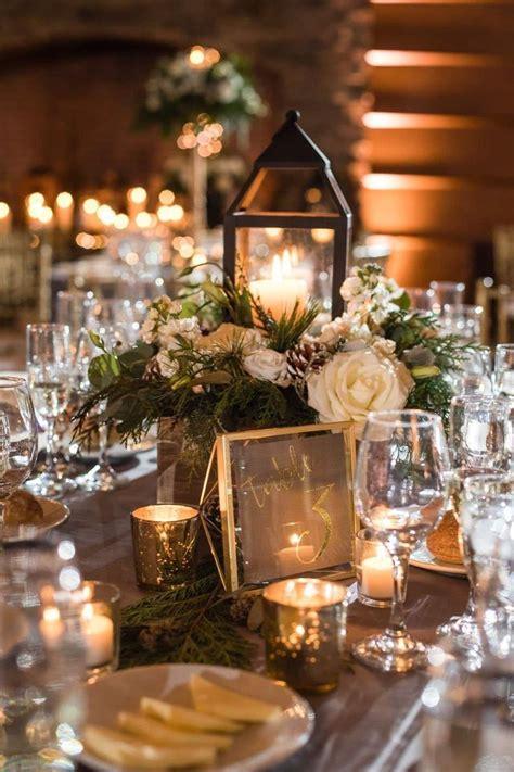 idees de decoration de mariage dhiver  la mode sur