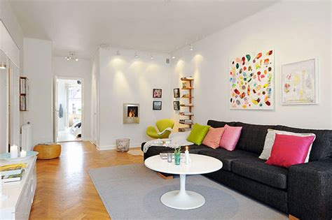 Fun And Bright Living Room Color Ideas Wrapping Comfort