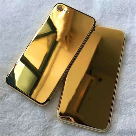 gold plated limited edition  housing frame cover