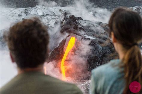 Lava Boat Tours Oahu by Hawaii Volcanoes National Park Guide Lava Sea Volcanoes