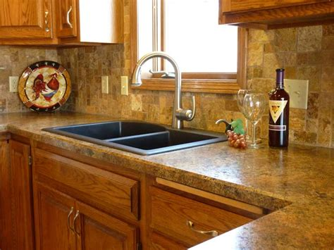 ceramic tile on countertops in kitchen ceramic tile kitchen countertop kitchentoday 9394