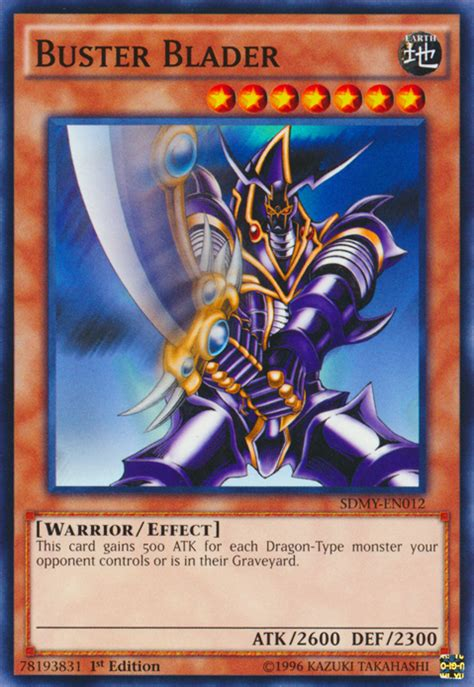 Yugioh Gx Duel Academy Buster Blader Deck card tips buster blader yu gi oh fandom powered by wikia