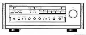 Yamaha A-2000 - Manual