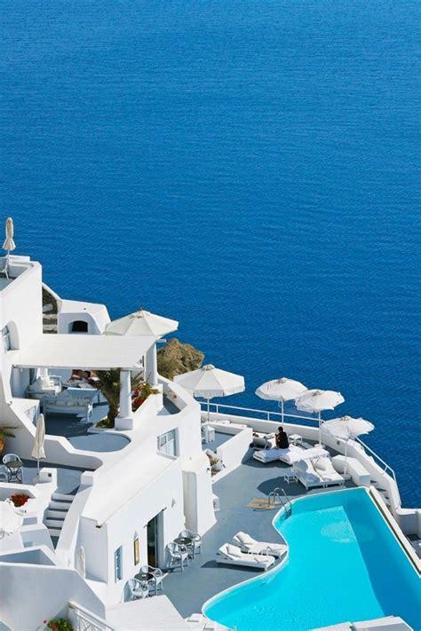 1000 Ideas About Katikies Hotel Santorini On Pinterest