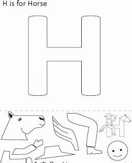 letter h template preschool 17 best images about letter h crafts preschool crafts 422