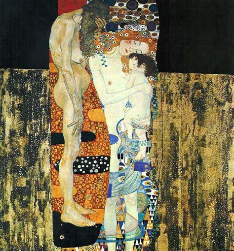 Klimt La by Klimt Les 3 Ages De La Femme Nouveau Deco