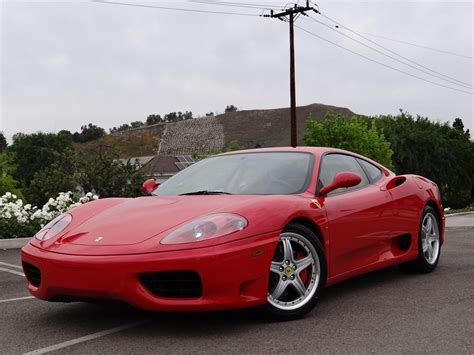 360 Modena For Sale by Back To Basics 2003 360 Modena Berlinetta For Sale
