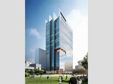 Perkins + Will Office Tower Rising In Nashville