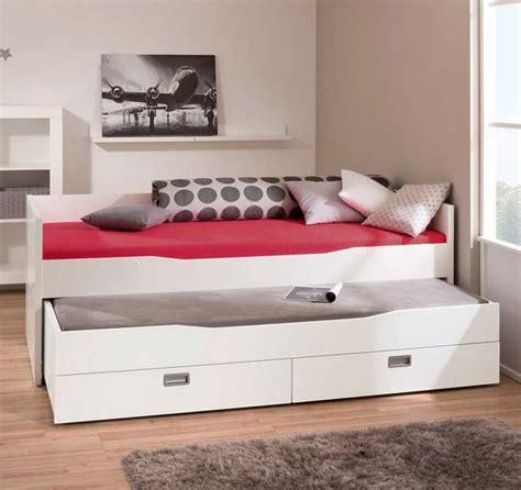 Bett 120x200 Weiß Mit Bettkasten Paidi Fiona Und