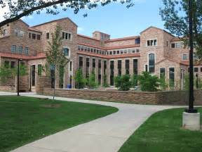 University of Colorado Boulder Dorms
