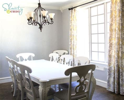 how to paint a dining room table with chalk paint dining table diy dining table paint