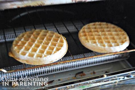 Waffles In The Toaster - waffle toast eggowaffleoff adventures in