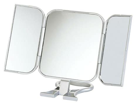 Folding Travel Mirror