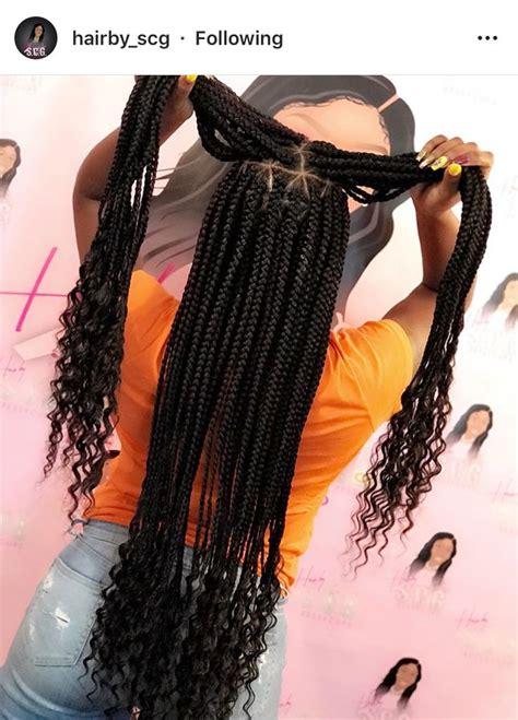 pinterestatjalissalyons box braids hairstyles  black women short box braids hairstyles