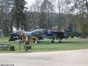 French chateau with a collection of WARPLANES   Daily Mail ...
