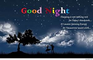 New good night wallpapers with love