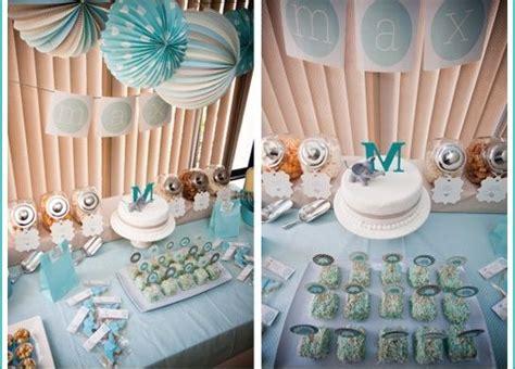 ideas  decorar  baby shower de nino tubesaludcom