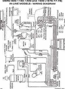 7 Best Images Of 2003 Mercury 115 Outboard Wiring Diagram