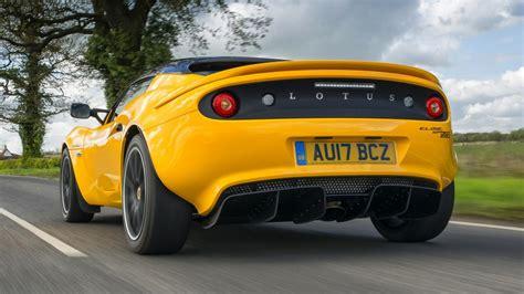 lotus elise sprint review lighter sharper elise driven   top gear