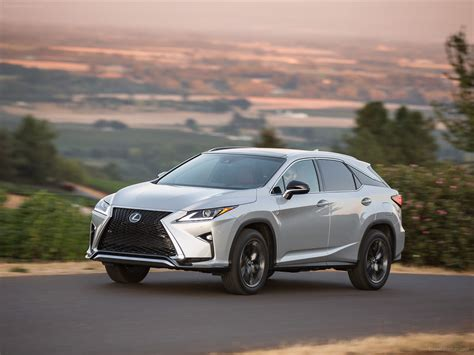 Lexus Rx 350 F Sport 2018 Exotic Car Image 22 Of 68
