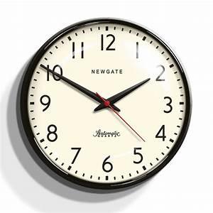 Buy Newgate Clocks Watford Clock - Black Amara